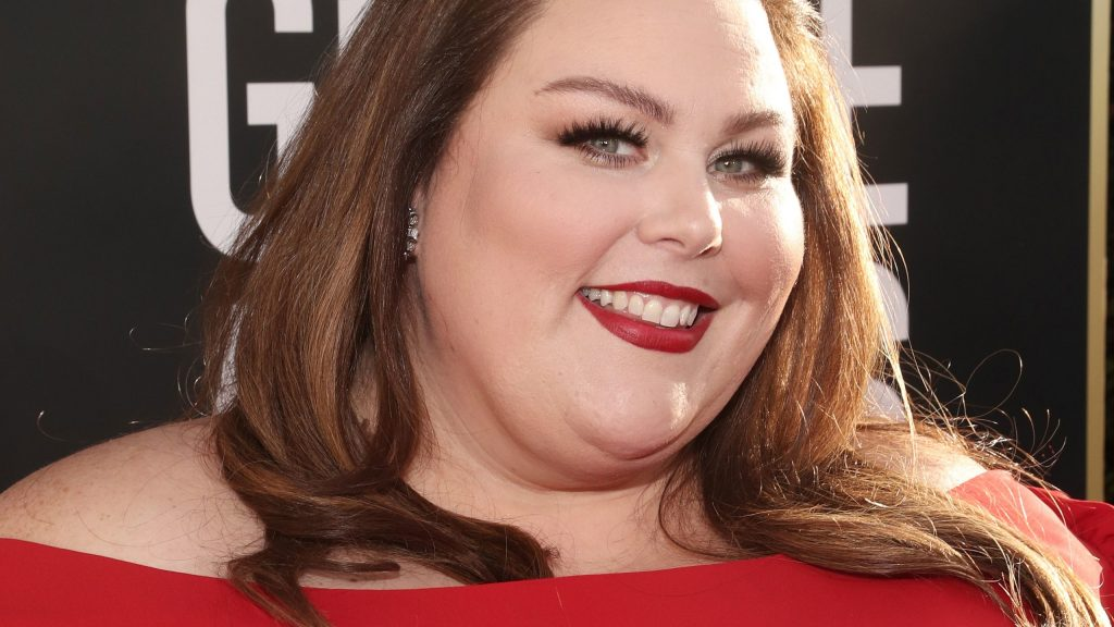 Golden Globes 2019: Everything to Know About Chrissy Metz's Custom Tanya Taylor Gown