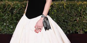 Golden Globes 2019: Why Celebrities Wore These 'Time's Up' Ribbons on the Red Carpet
